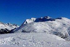 Alpe Lusia d'inverno
