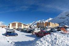Ski area Passo Tonale