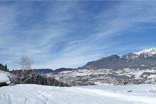 La Val di Fiemme d'inverno
